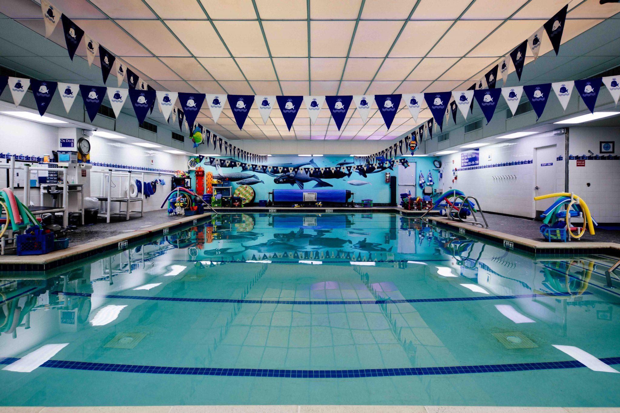Pool For Swimming Classes in San Bruno, CA