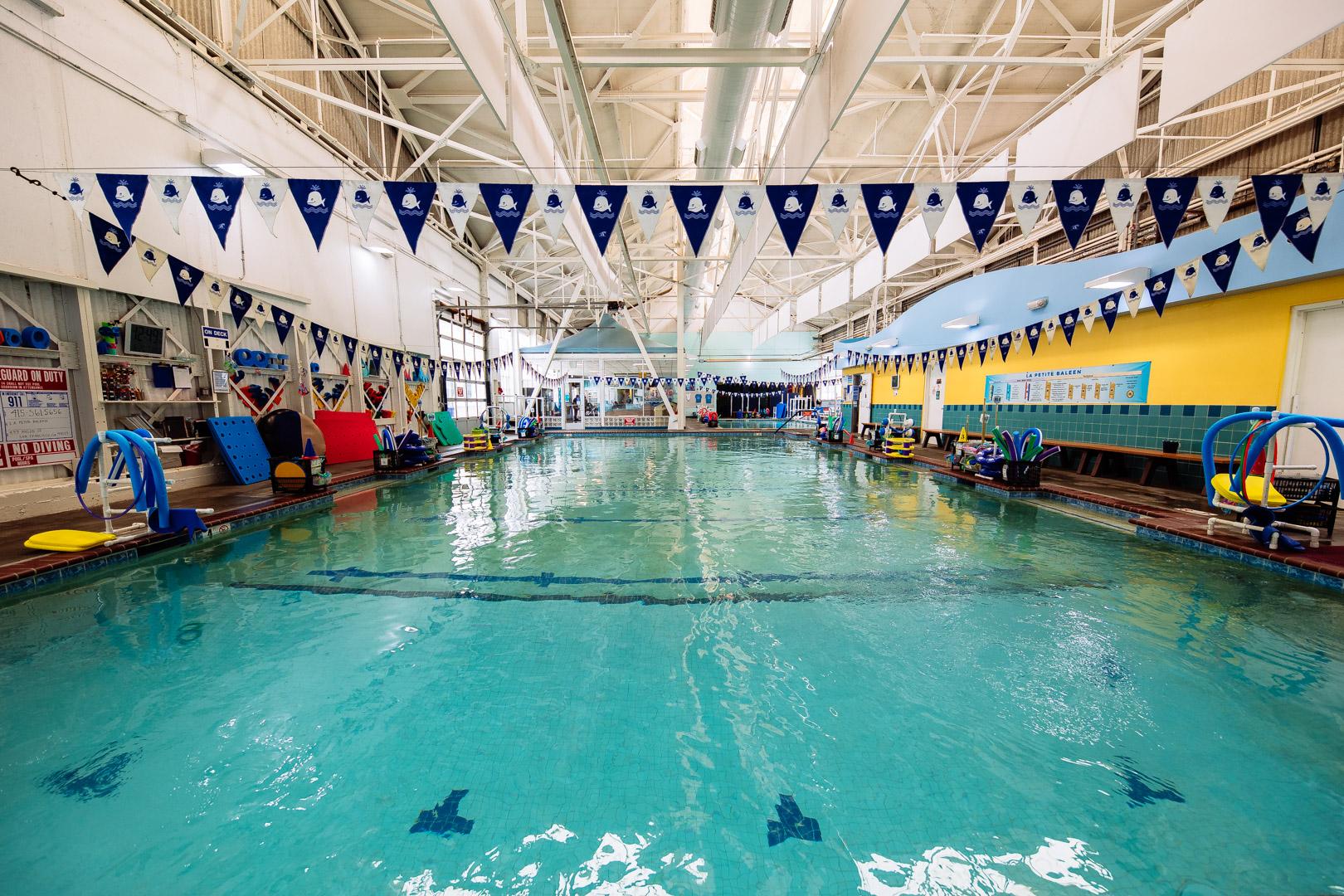 Swim Schools Pool in San Francisco, CA