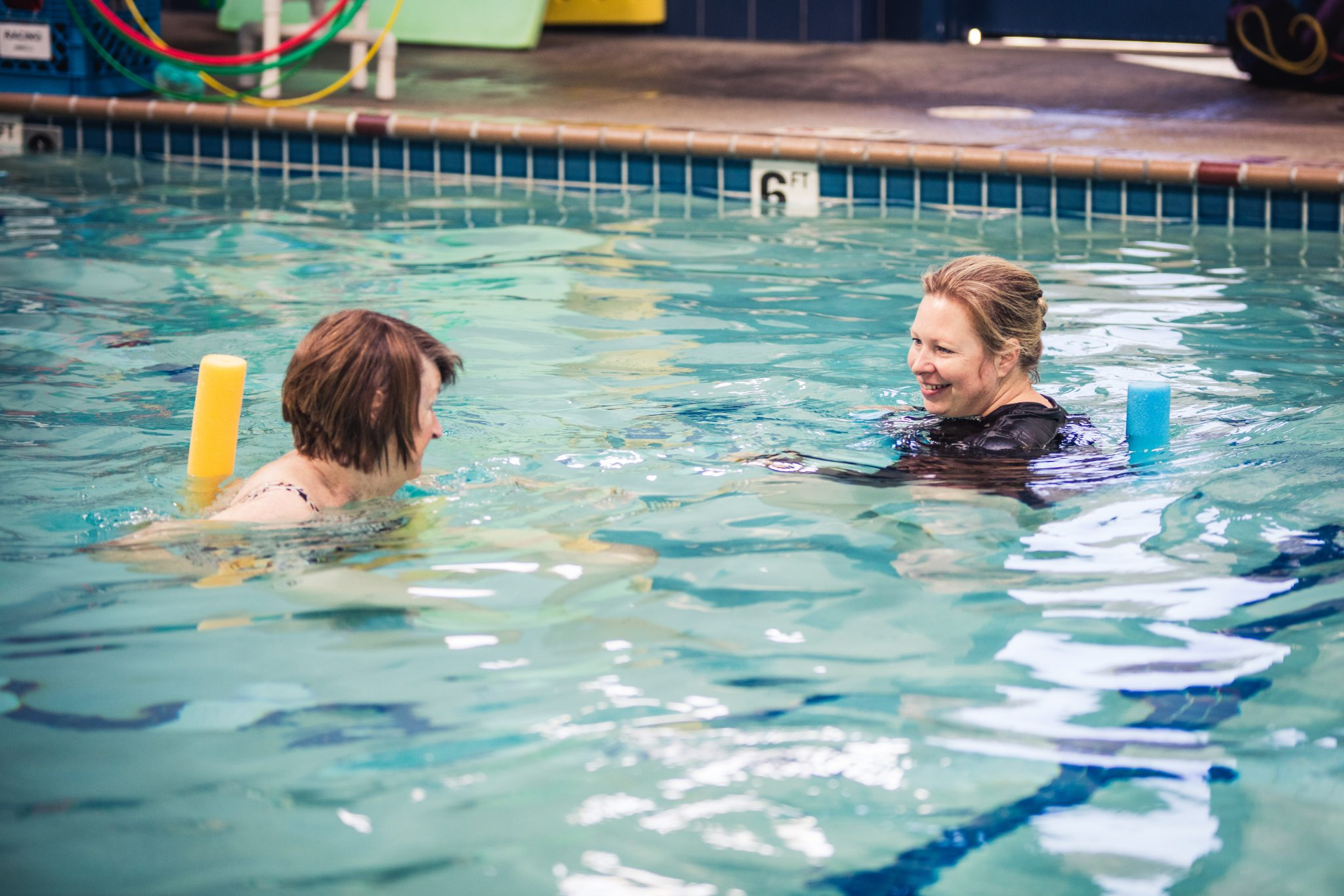 Swim Class For Adults in San Francisco, CA